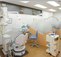 診察室です